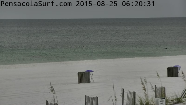 Tuesday Sunrise Beach and Surf Report 08/25/15