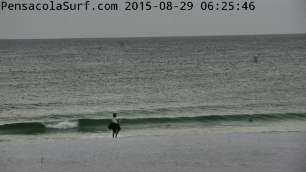 Saturday Sunrise Beach and Surf Report 08/29/15