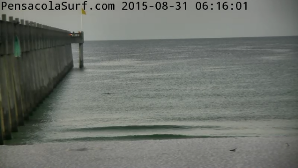 Monday Sunrise Beach and Surf Report 08/31/15