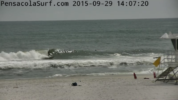 Tuesday Afternoon Beach and Surf Report 09/29/15