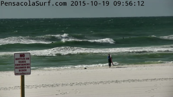 Monday Morning Beach and Surf Report 10/19/15