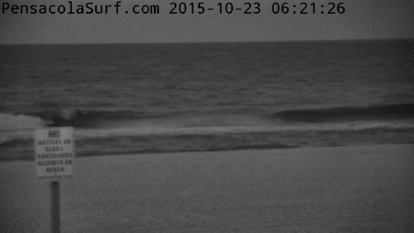 Friday Sunrise Beach and Surf Report 10/23/15