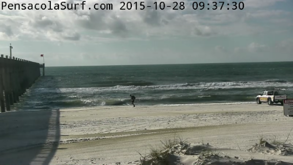 Wednesday Midday Beach and Surf Report 10/28/15