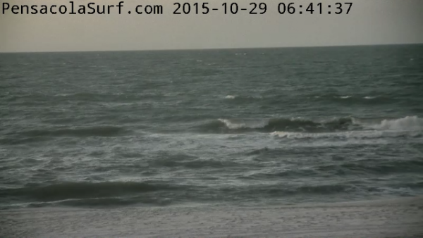 Thursday Sunrise Beach and Surf Report 10/29/15
