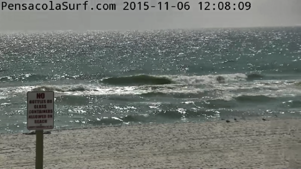 Friday Midday Beach and Surf Report 11/06/15