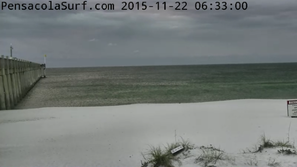 Sunday Sunrise Beach and Surf Report 11/22/2015
