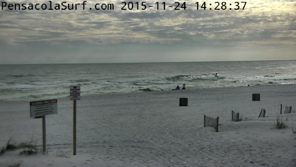 Tuesday Afternoon Beach and Surf Report 11/24/15