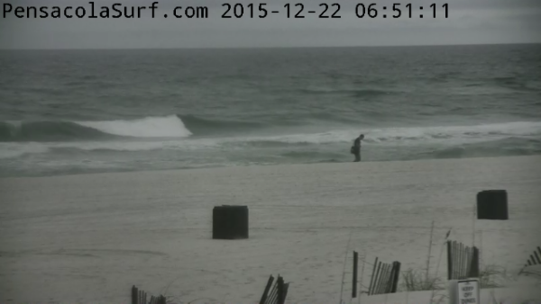 Tuesday Sunrise Beach and Surf Report 12/22/15