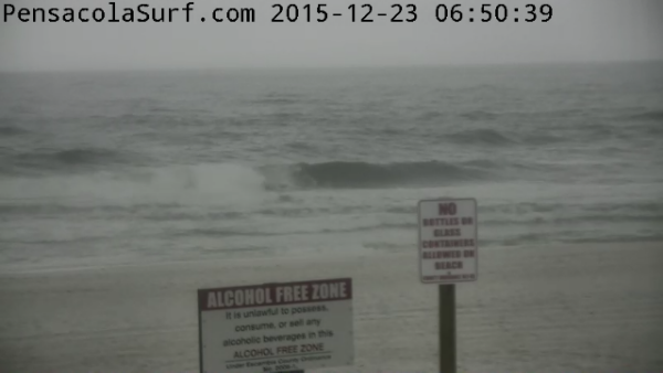 Wednesday Sunrise Beach and Surf Report 12/23/15