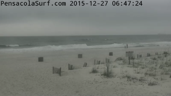 Sunday Sunrise Beach and Surf Report 12/27/2015