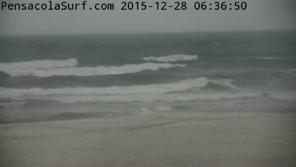 Monday Sunrise Beach and Surf Report 12/28/15
