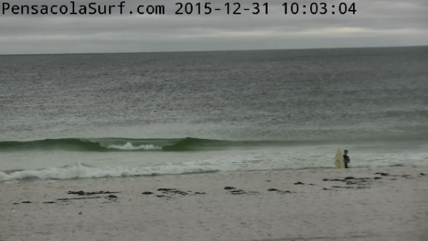New Year's Eve Beach and Surf Report 12/31/15