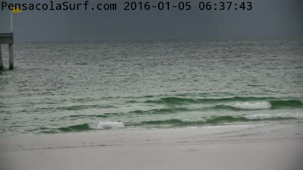 Tuesday Sunrise Beach and Surf Report 01/05/16