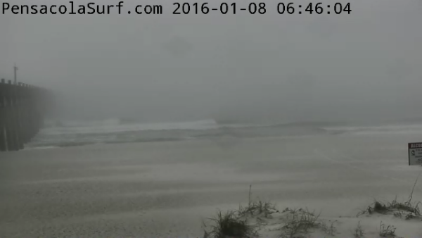Friday Sunrise Beach and Surf Report 01/08/16