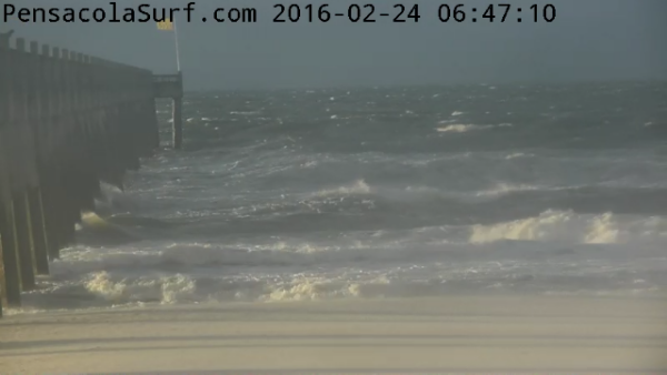 Wednesday Sunrise Beach and Surf Report 02/24/16