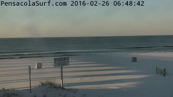 Friday Sunrise Beach and Surf Report 02/26/16