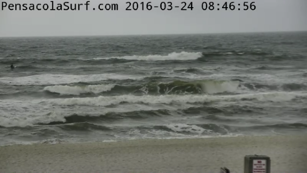 Thursday Morning Beach and Surf Report 03/24/16
