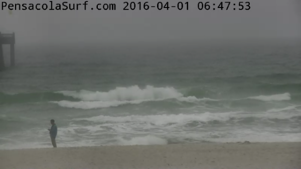Friday Sunrise Beach and Surf Report 04/01/16