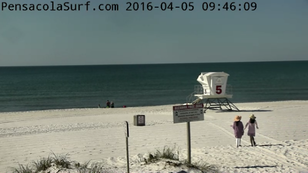 Tuesday Morning Beach and Surf Report 04/05/16