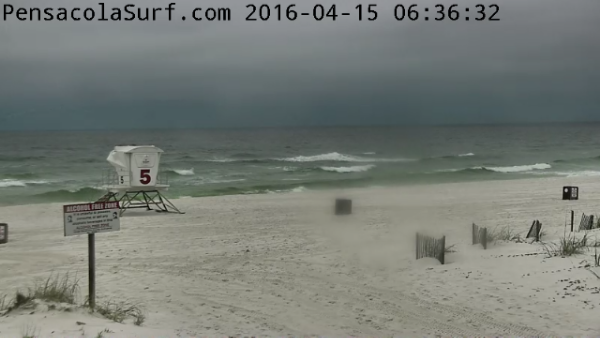 Friday Sunrise Beach and Surf Report 04/15/16
