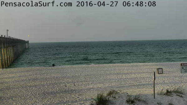 Wednesday Sunrise Beach and Surf Report 04/27/16