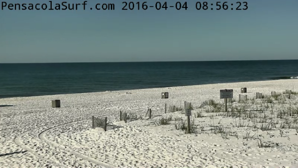 Monday Sunrise Beach and Surf Report 04/04/2016