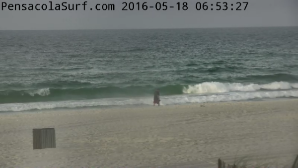 Wednesday Sunrise Beach and Surf Report 05/18/16