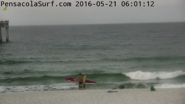Saturday Sunrise Beach and Surf Report 05/21/26
