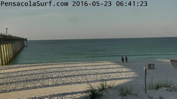 Monday Sunrise Beach and Surf Report 05/23/16