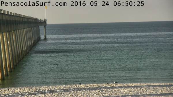 Tuesday Sunrise Beach and Surf Report 05/24/16