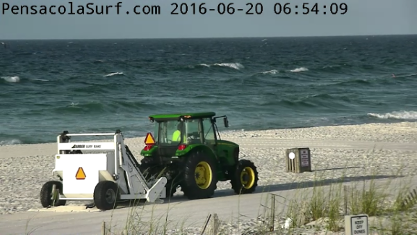 Monday Sunrise Beach and Surf Report 06/20/16