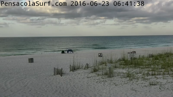 Thursday Sunrise Beach and Surf Report 06/23/16