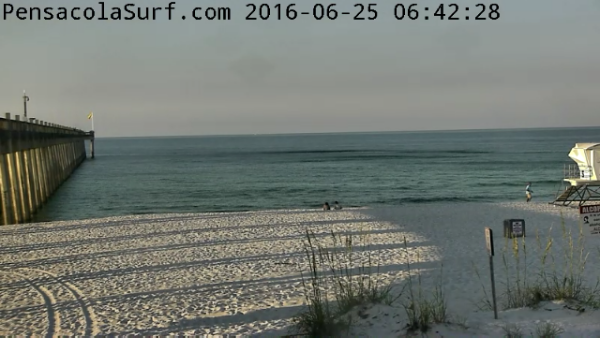Saturday Sunrise Beach and Surf Report 06/25/2016