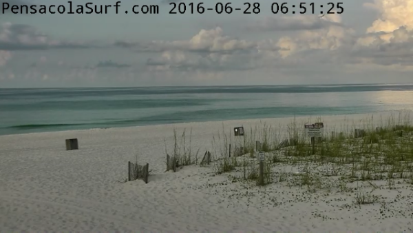 Tuesday Sunrise Beach and Surf Report 06/28/2016