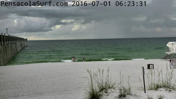 Friday Sunrise Beach and Surf Report 07/01/16
