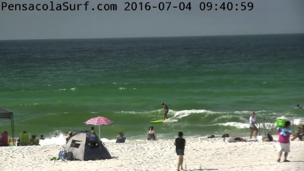 Monday Sunrise Beach and Surf Report 07/04/16