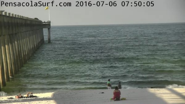 Wednesday Sunrise Beach and Surf Report 07/06/16
