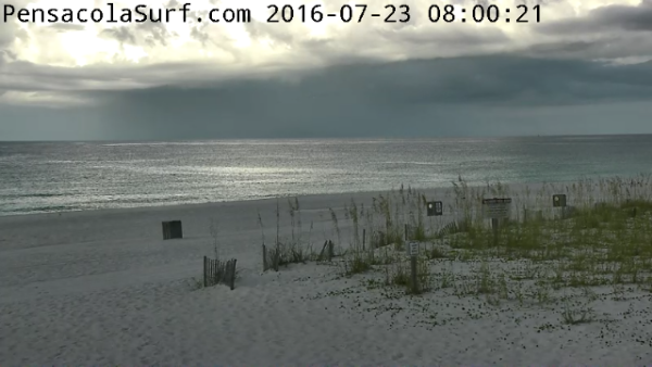 Saturday Morning Beach and Surf Report 07/23/16