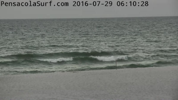 Friday Sunrise Beach and Surf Report 07/29/16