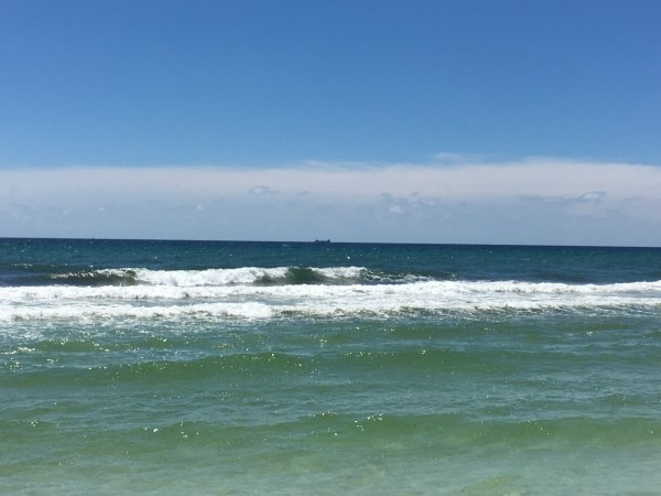 Friday Afternoon Surfreport 08/26/16