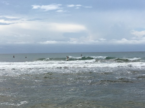 Saturday Mid-Morning Surf Report 08/27/2016