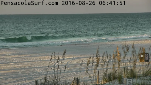Friday Sunrise Beach and Surf Report 08/26/2016