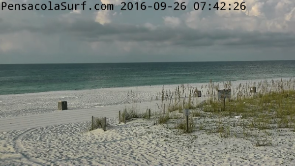 Monday Sunrise Beach and Surf Report 09/26/16