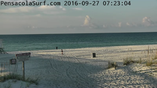 Tuesday Morning Beach and Surf Report 09/27/16