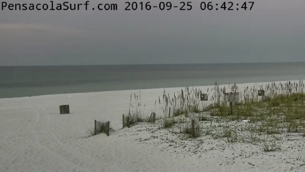 Sunday Sunrise Beach and Surf Report 09/25/2016