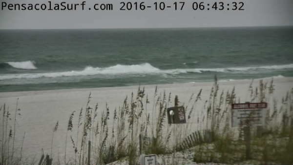 Monday Sunrise Beach and Surf Report 10/17/16