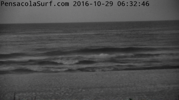 Saturday Sunrise Beach and Surf Report 10/29/16
