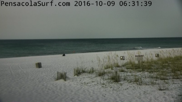 Sunday Sunrise Beach and Surf Report 10/09/2016