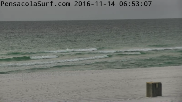 Monday Sunrise Beach and Surf Report 11/14/16