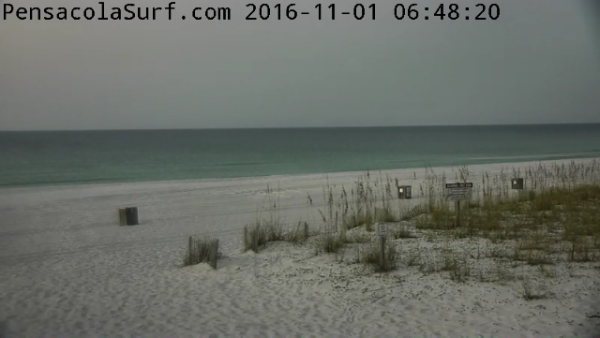 Tuesday Sunrise Beach and Surf Report 11/01/2016